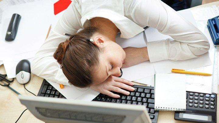 Эксперты: частая потребность в сне посреди дня свидетельствует о нездоровье