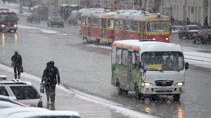 В Тюмени кондуктор выгнала школьницу на 20-градусный мороз из-за пяти рублей