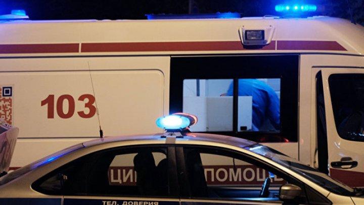 В Подмосковье мужчина пытался выстрелить в голову сотруднику ДПС