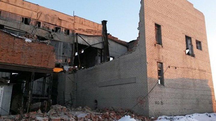 В Челябинской области обрушилось здание котельной: пропали несколько человек
