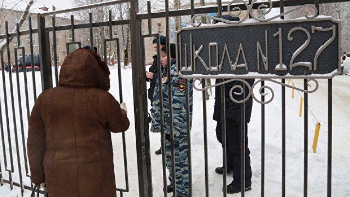 Полиция опровергла информацию о стрельбе в ульяновских школьников