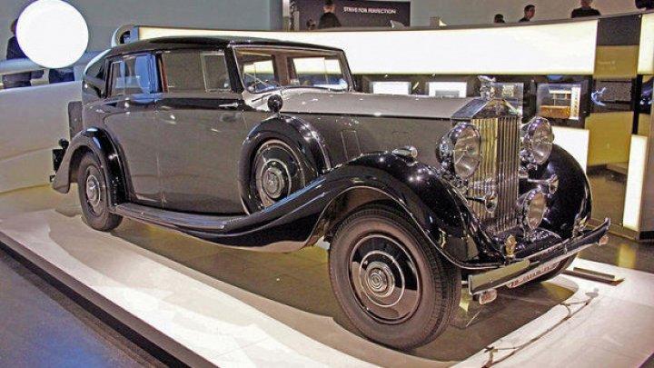 Rolls-Royce Николая II выставлен на продажу за 278 млн рублей