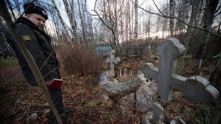 В Кузбассе раскрыли тайну серийного похитителя надгробий
