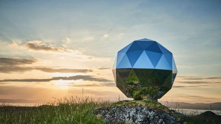 """На орбиту Земли выведена """"Звезда человечества"""", видимая отовсюду"""