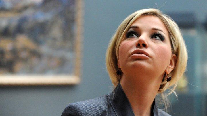 Мария Максакова сообщила о смерти отца