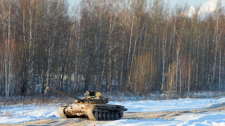 Танк задавил солдата-срочника под Челябинском