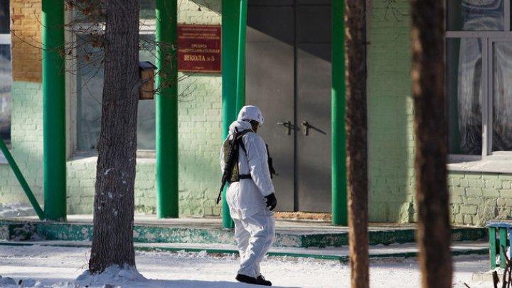Пострадавшего при нападении на школу в Улан-Удэ ребенка выписали из больницы