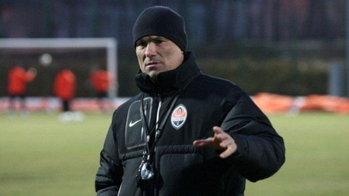 Экс-ассистент Луческу Спиридон возглавил сборную Молдовы