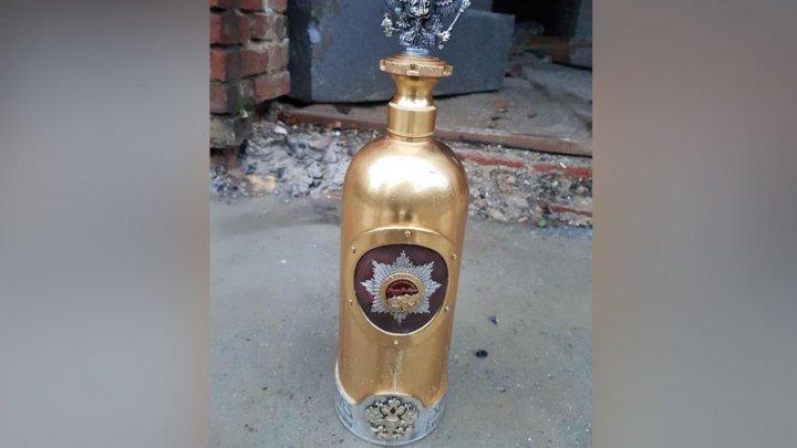 Украденная самая дорогая в мире бутылка водки найдена пустой
