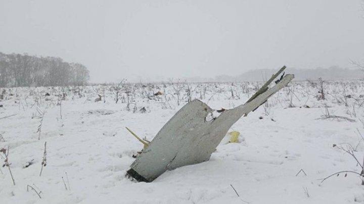 На месте крушения Ан-148 завершены следственные действия