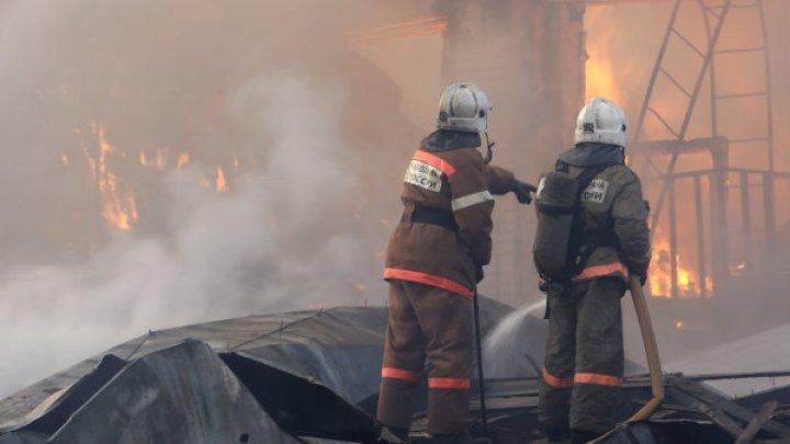 Двое детей погибли при пожаре в Пермском крае