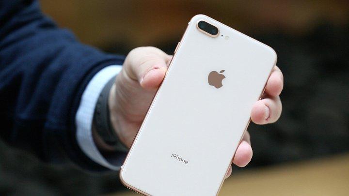 Мужчина уронил iPhone в унитаз и застрял в нем