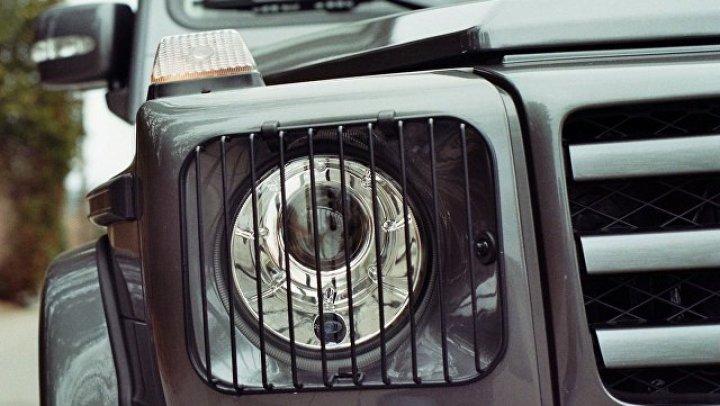 """Mercedes-Benz представил """"заряженный"""" Gelandewagen нового поколения"""