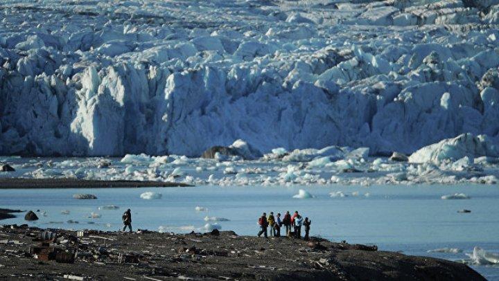 Школьники открыли новый остров у архипелага Новая Земля
