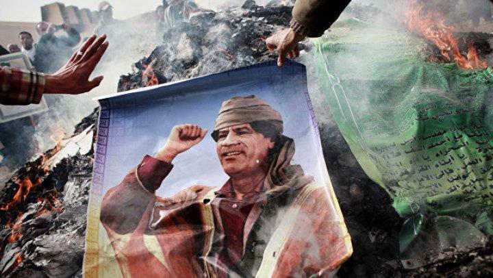 СМИ: в Ливии экстремисты взорвали усыпальницу матери Каддафи