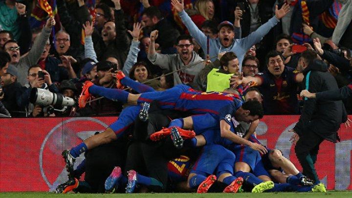 Про футбольный клуб «Барселона» снимут мультфильм
