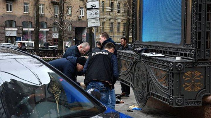 Киевский суд продлил арест двум фигурантам дела об убийстве Вороненкова