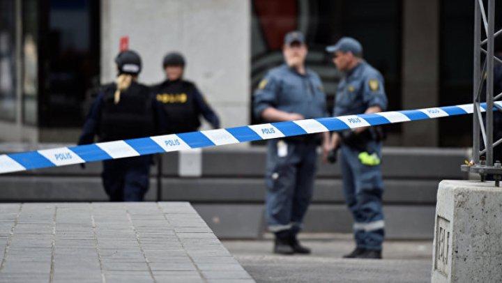 СМИ узнали, что полиция Швеции следила за подозреваемым в теракте