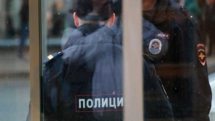 Задержан мужчина, выстреливший в охранника ресторана в центре Москвы