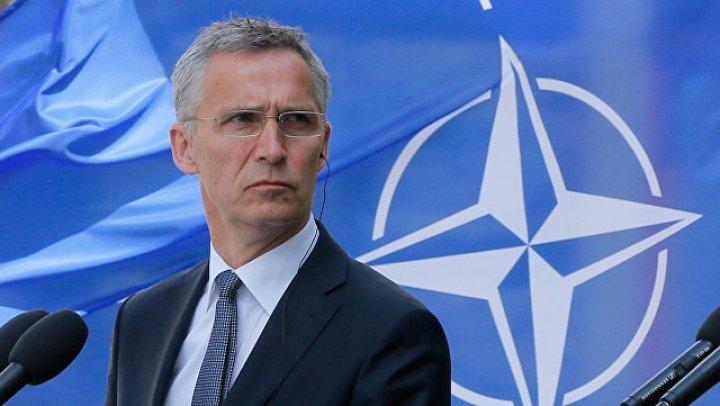 Генсек НАТО выразил обеспокоенность ситуацией на севере Сирии