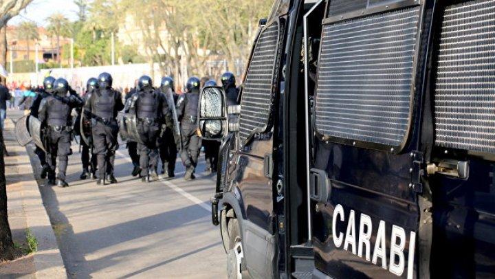 В Италии задержали подозреваемого в стрельбе по прохожим