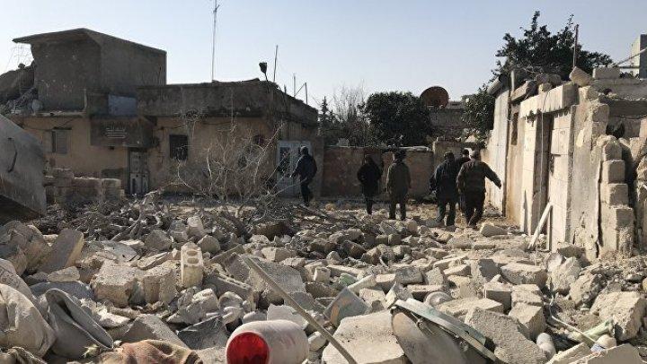 При крушении турецкого вертолета у границы с Сирией погибли двое военных