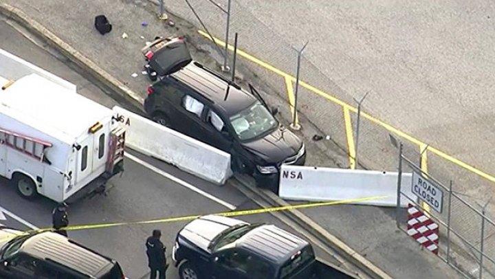 ФБР считает, что инцидент со стрельбой у здания АНБ не связан с терроризмом