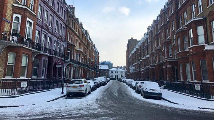 """Метеорологи в Шотландии выпустили """"красное"""" погодное предупреждение"""