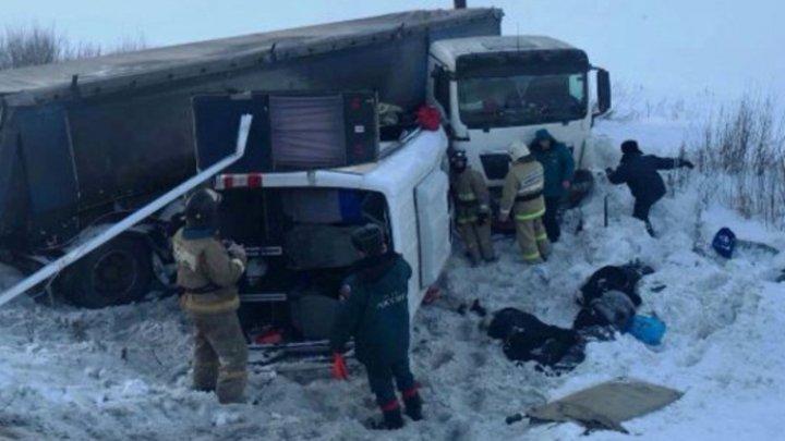 Семьям погибших и пострадавших в страшном ДТП с автобусом в Башкирии окажут помощь