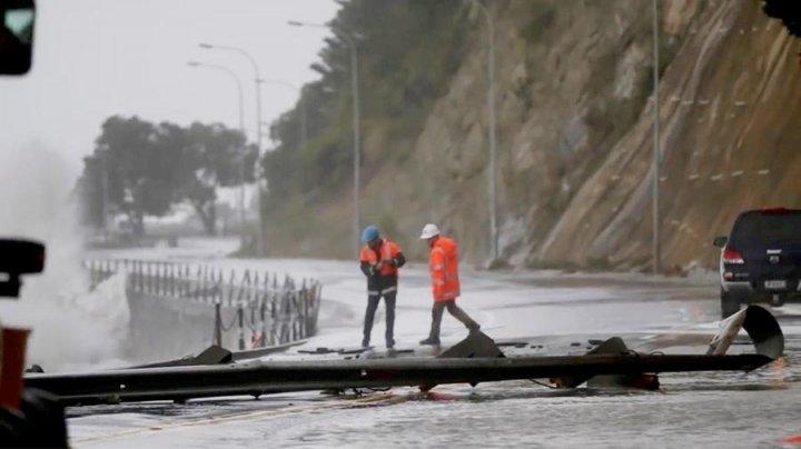 Заблокированный в Новой Зеландии город покинули около 600 туристов
