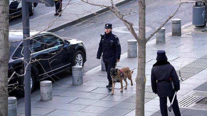 В Китае за фото в японской военной форме задержаны двое мужчин