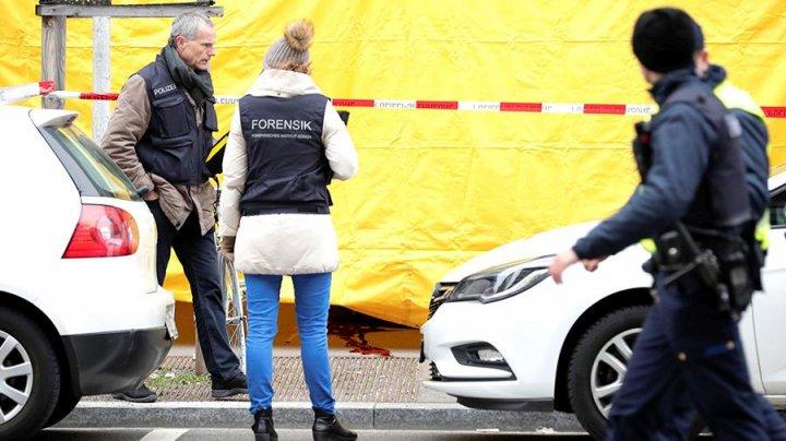 Двое погибли в результате стрельбы около банка в центре Цюриха