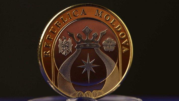 В оборот ввели монеты номиналом в 1, 2, 5 и 10 леев (фото)
