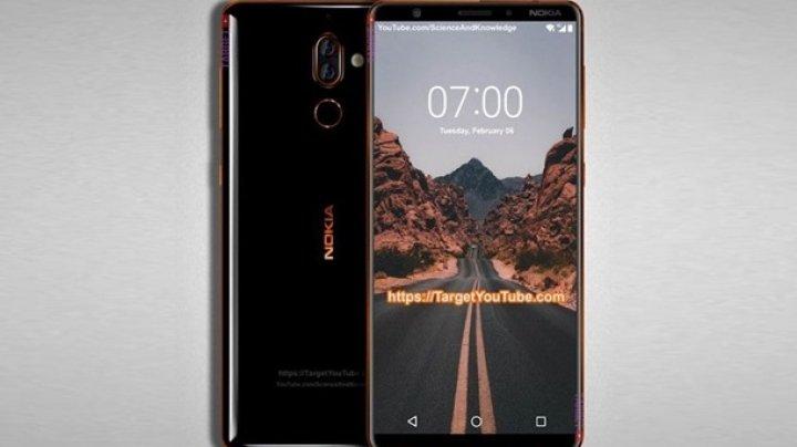 В Сети показан первый полноэкранный смартфон Nokia