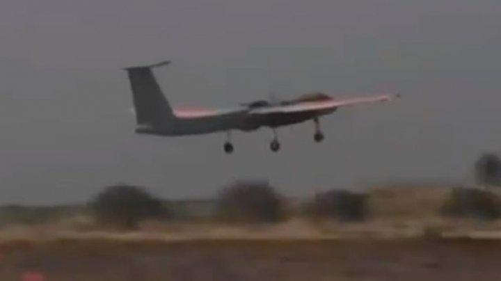 Индия испытала дрон круглосуточного наблюдения