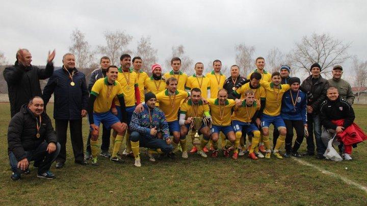 В Молдове появился клуб, где играют бывшие футболисты сборной РМ