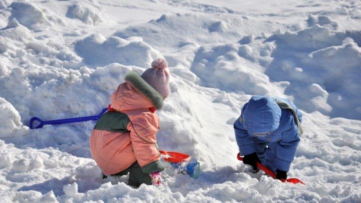 Пятилетний ребенок провалился в снежную яму во дворе и замерз насмерть