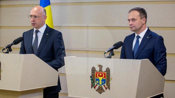 Министры и депутаты наметили общие приоритеты на 2018 год
