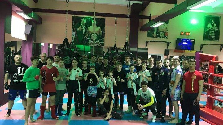 Молдавские бойцы муай-тай из Фэлешть успешно выступили на Открытом чемпионате Одессы