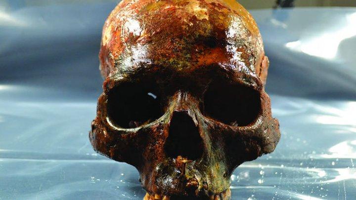 Могила с насаженными на колья черепами поставила в тупик археологов