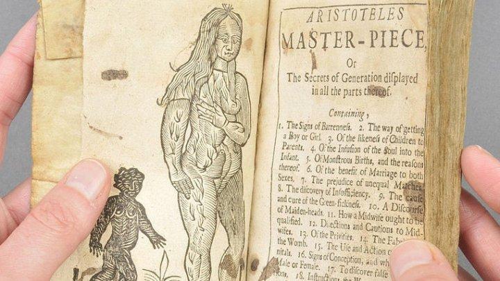"""Раскрыто содержание """"руководства по сексу"""" XVIII века"""