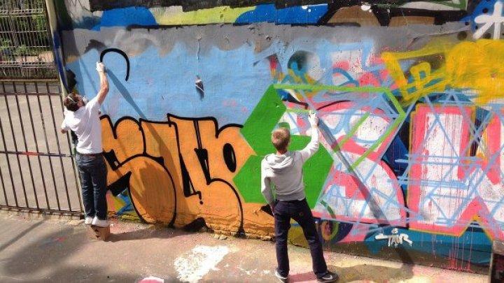 Художники получили миллионы долларов за закрашенное граффити