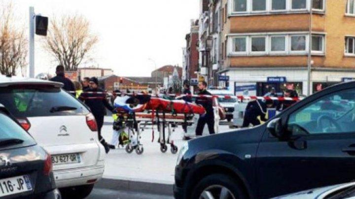 Два человека пострадали в результате стрельбы в Дюнкерке