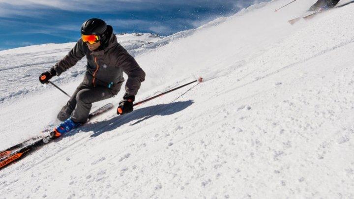 Представитель Молдовы на ОИ горнолыжник Кристофер Хёрль занял 41-е место в скоростном спуске