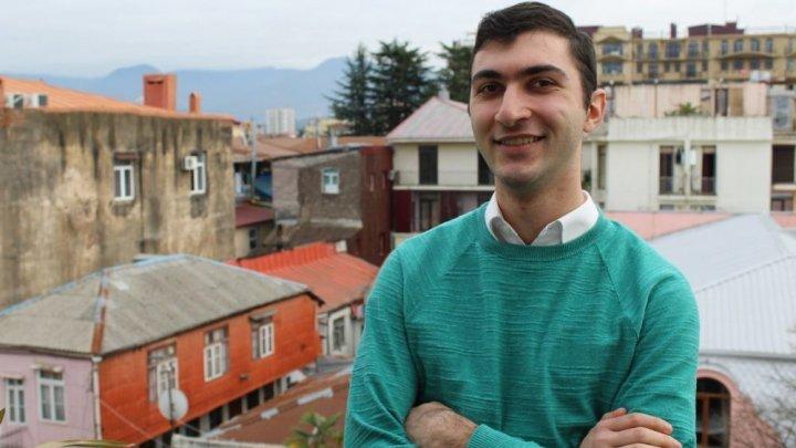 Грузинский школьник выиграл образовательный грант на один миллион долларов