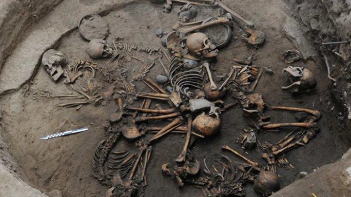 Необычное ритуальное захоронение найдено в Мексике