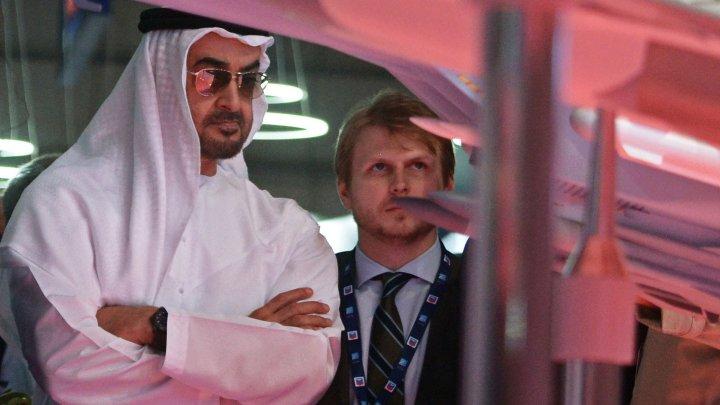В ОАЭ показали зонд для колонизации Марса