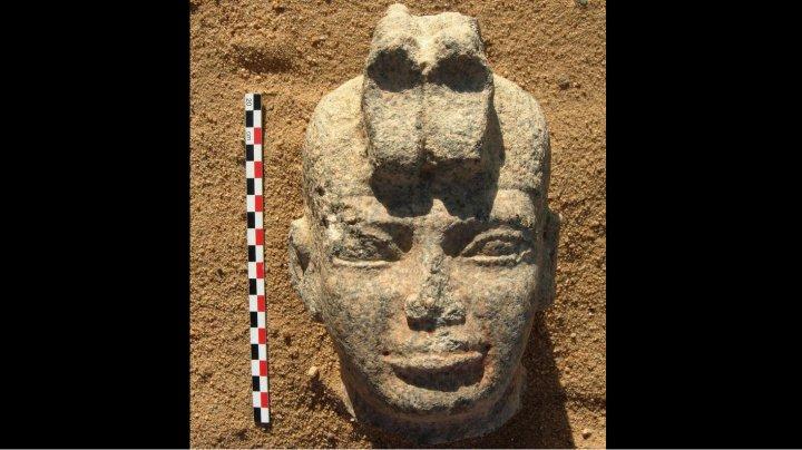 """Найдена статуя царя — """"возлюбленного бога Ра"""""""