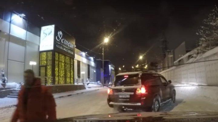 Известного ведущего жестоко избили в Москве (видео)