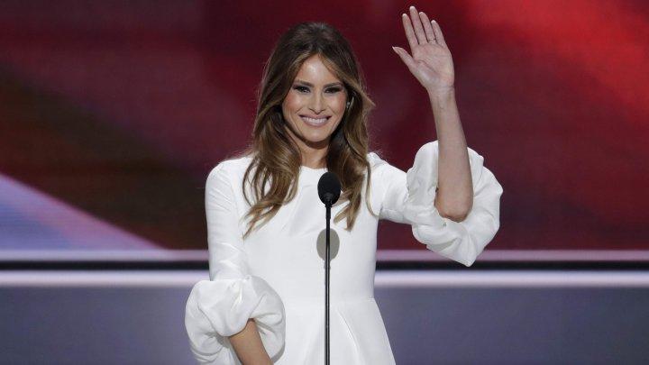 Белый дом разорвал отношения с помощницей жены Трампа
